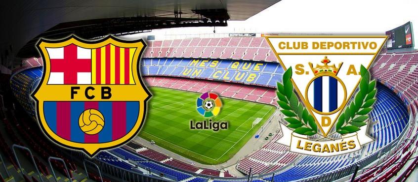 Барселона Леганес прогноз