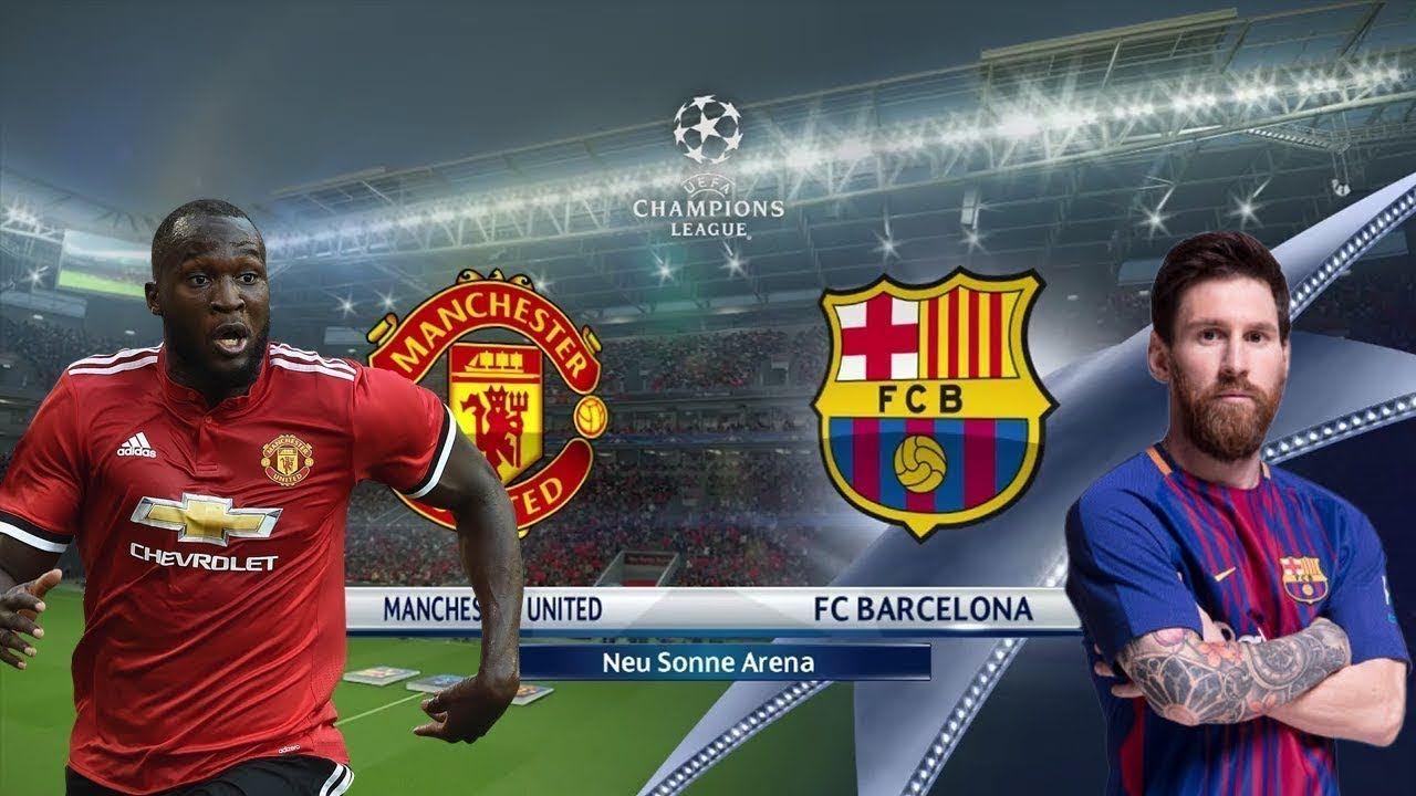 Манчестер Юнайтед Барселона прогноз