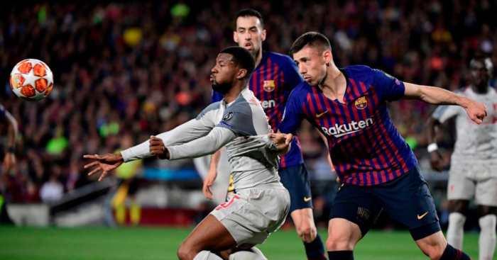 Ливерпуль Барселона прогноз