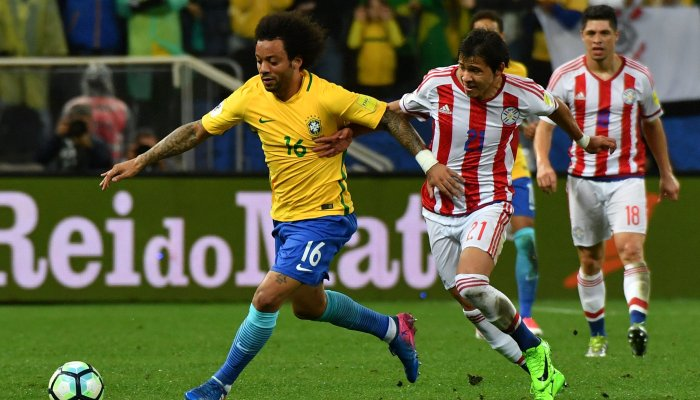Бразилия Парагвай прогноз