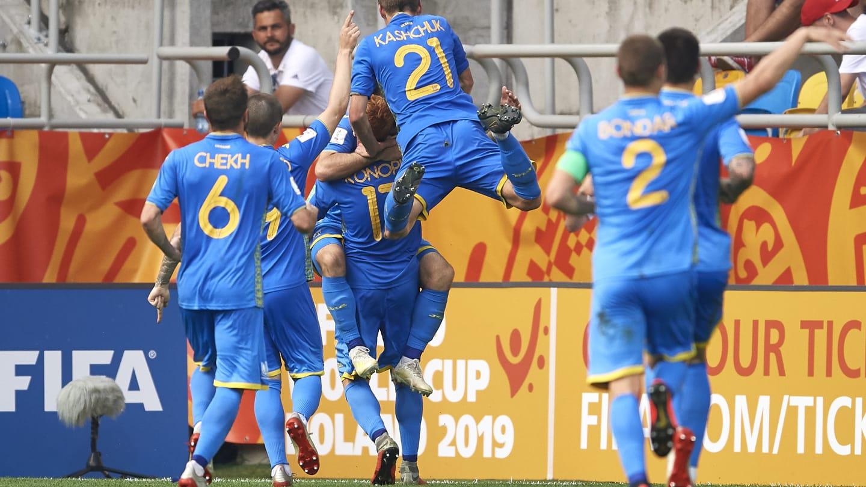 Украина U20 Южная Корея U20 прогноз