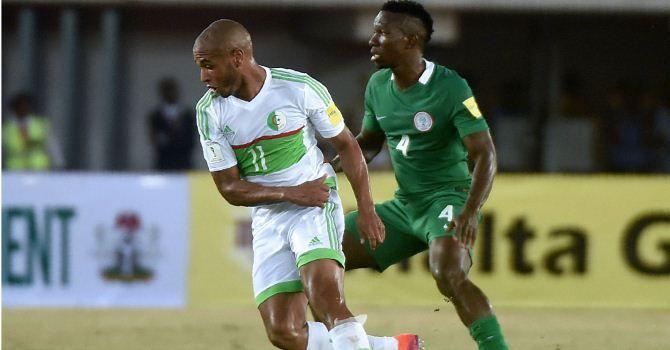 Алжир Нигерия прогноз