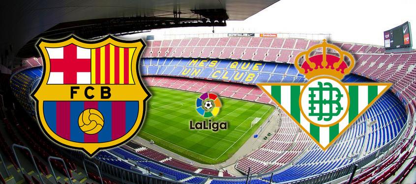 Барселона Бетис прогноз