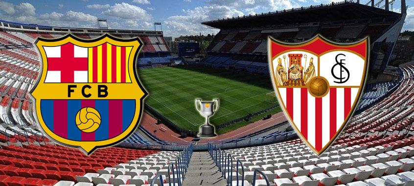 Барселона Севилья прогноз