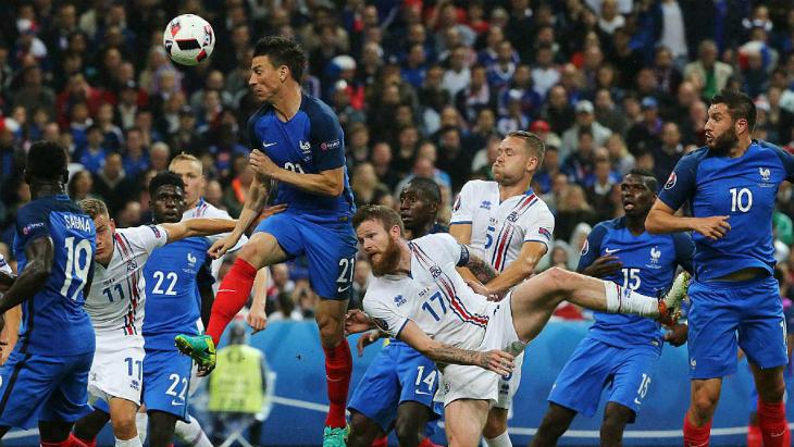 Исландия Франция прогноз