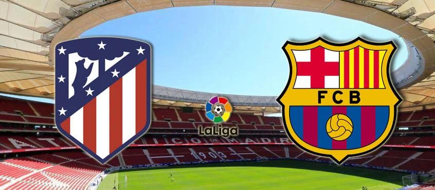 Атлетико Барселона прогноз